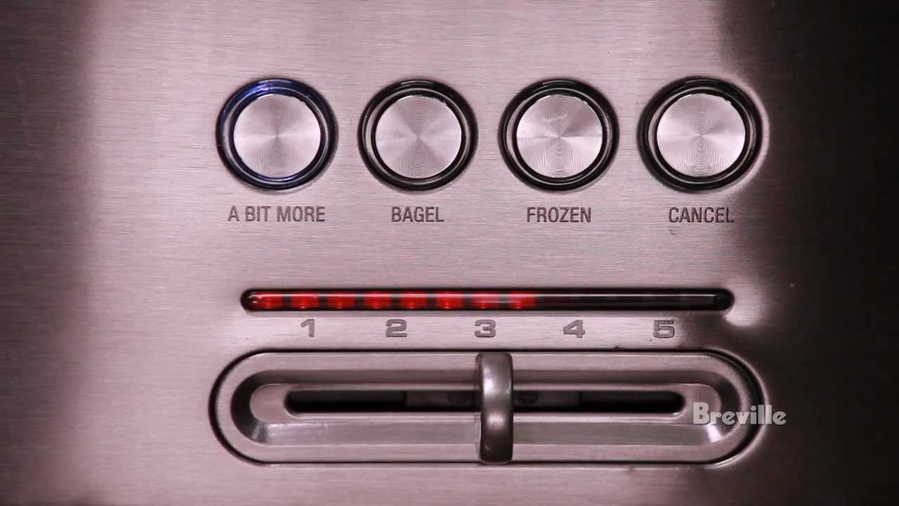breville the bit more toaster manual