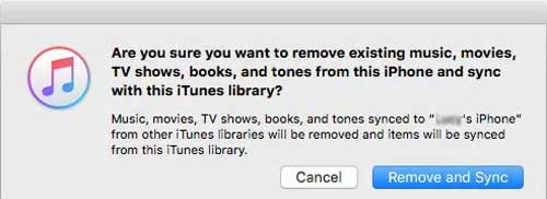 manually manage music and videos itunes without erasing