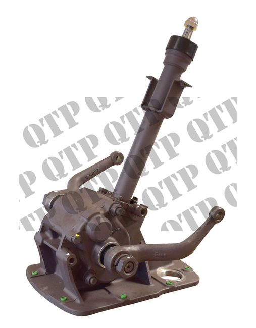 how to reassemble a 135 massey ferguson manual steering box