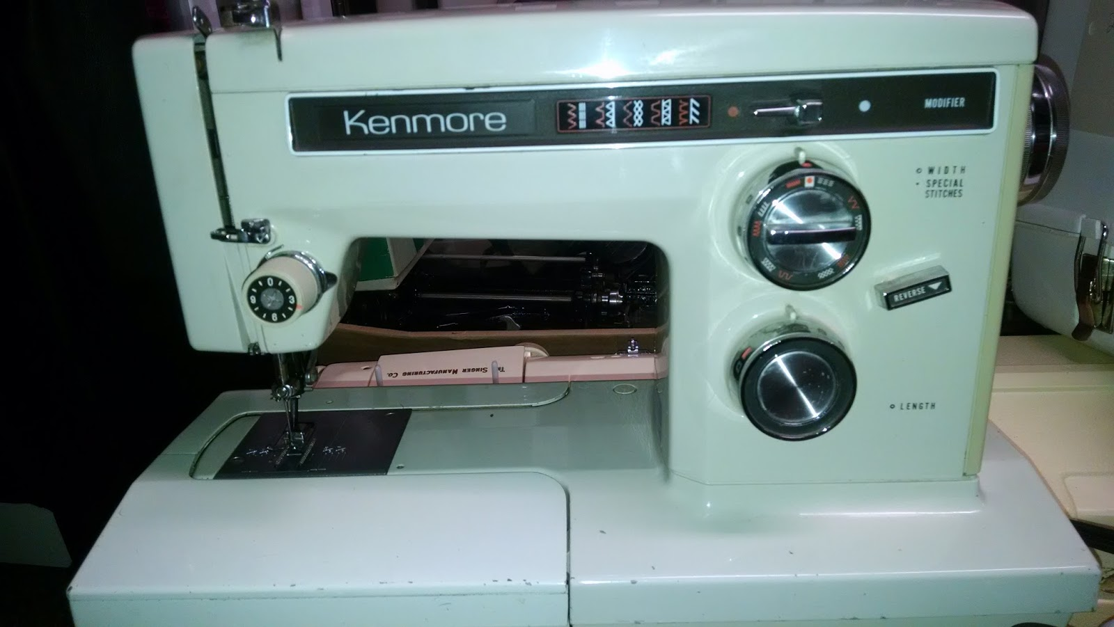 kenmore sewing machine 158.19412 manual