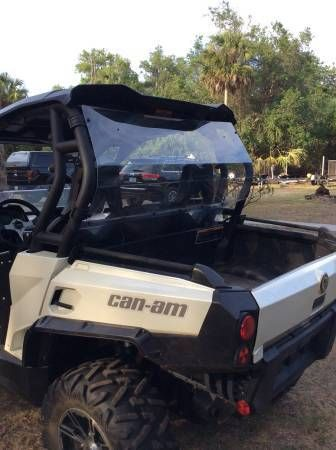 2014 can am commander limited manual