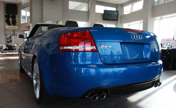 2008 audi s4 manual for sale