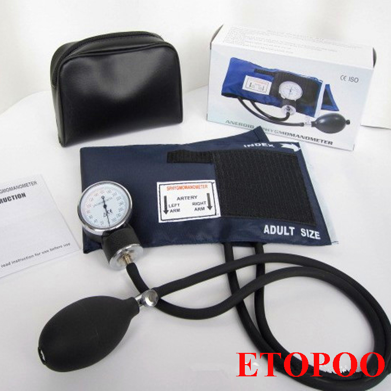 can you check your own blood pressure manually
