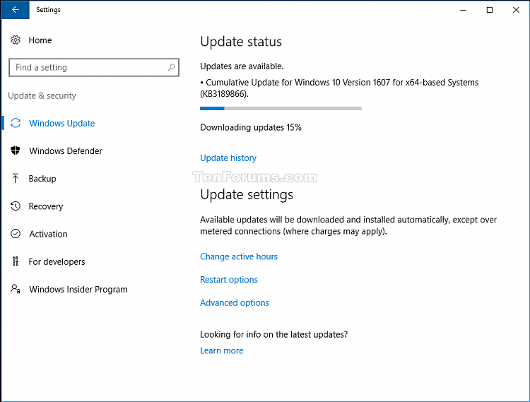 can i manually update my flash player windows 10