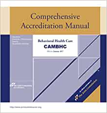 carf accreditation manual behavioral health