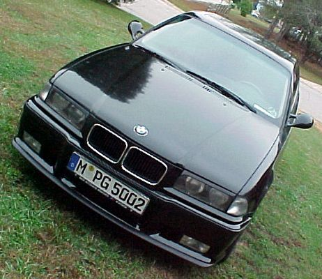 1998 bmw 328is owners manual