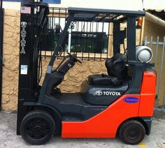 toyota 7 series electric forklift manual