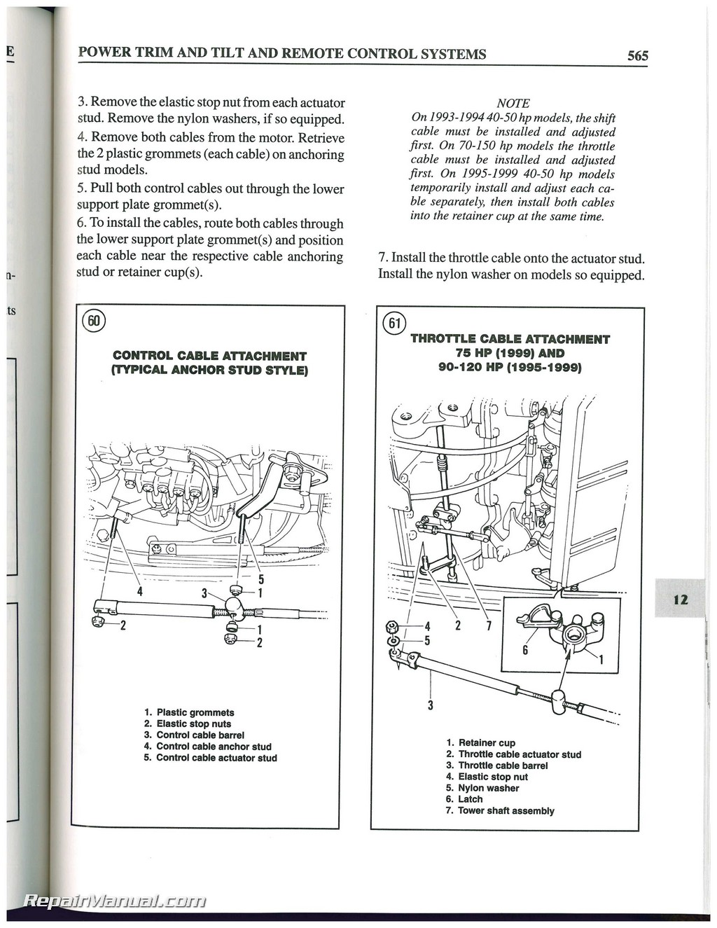 1984 johnson 70 hp outboard manual