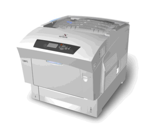 xerox phaser 6100 color laser printer service manual