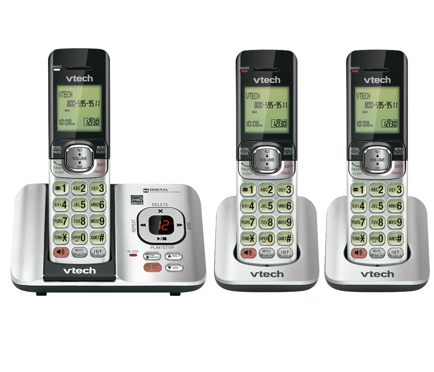 vtech digital answering system manual with bluetooth