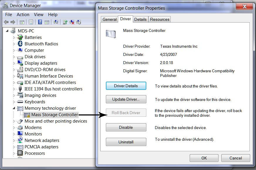 manually check laptop compatibility for windows 10