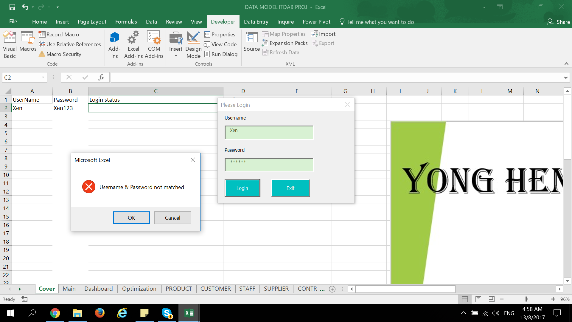 excel vba cell value changed by manual input