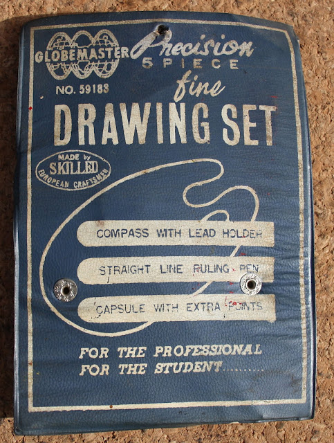 manual hughes owens drafting set