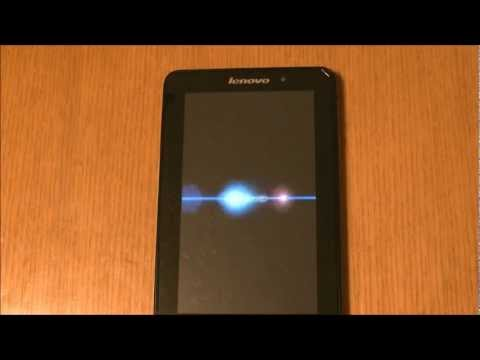 manually update android version lenovo ideatab a1107