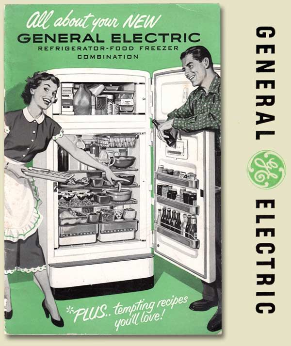 medallion refrigerator general electric manual