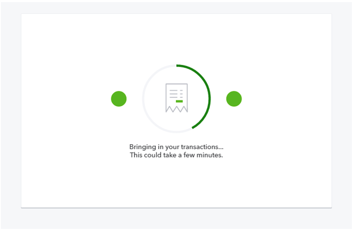 quickbooks online manually add bank transactions