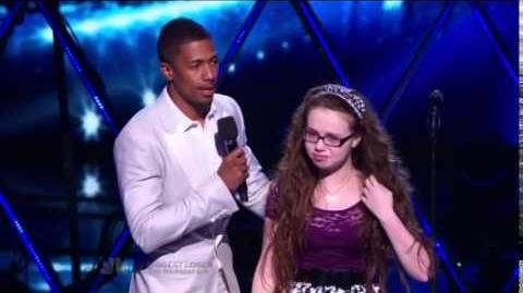 what did jonny manual sing on agt